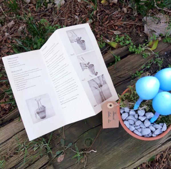 Mushroom light manual